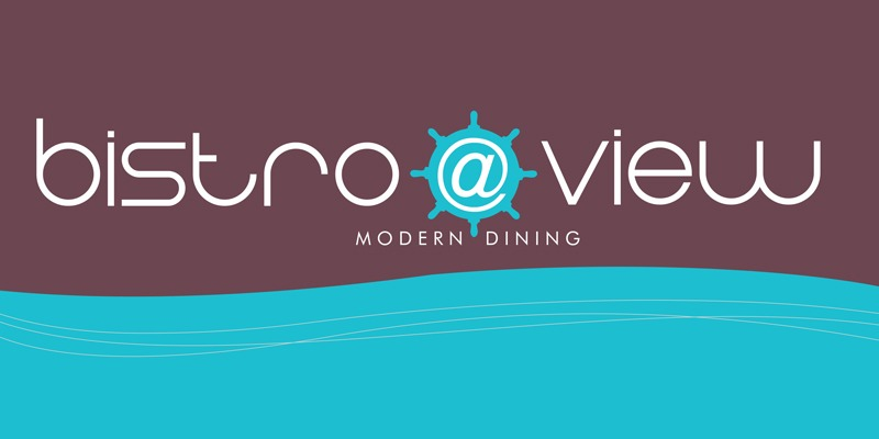 Logo for the Riverview hotels new bistro