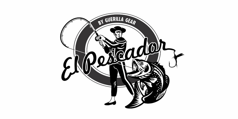 El Pescador branding for a range of fishing products