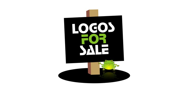 Logos for sale at affordable prices for your Company or Business.