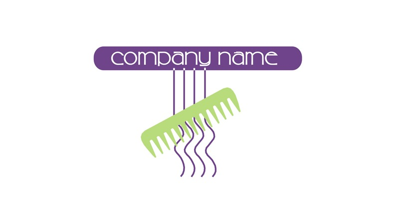Logo for Sale for hair and beauty industry.
