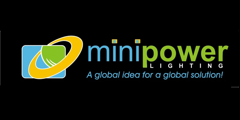 minipower lighting logo